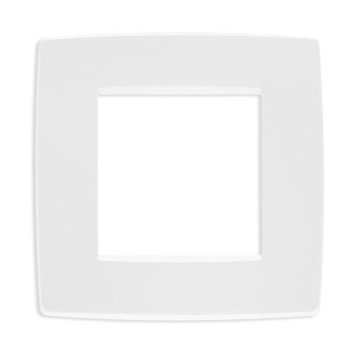 Ramka ozdobna 2M biała