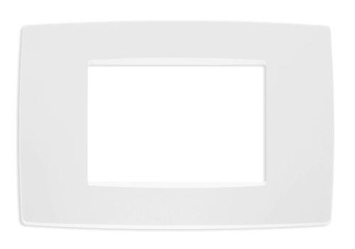 Ramka ozdobna 3M biała