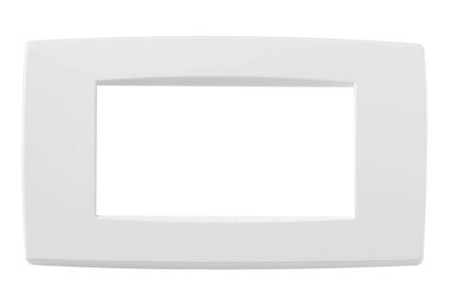 Ramka ozdobna 4M biała